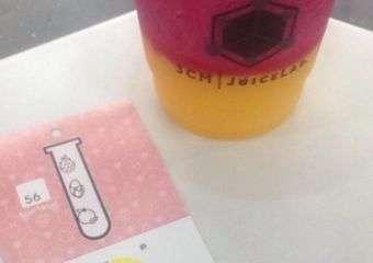 3cm Juice Lab drink