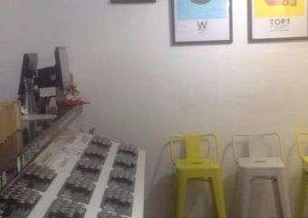 Interior shot of 3cm Juice Lab