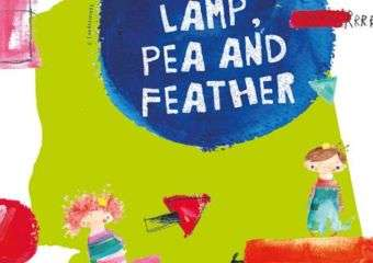 A Little Lamp, Pea and Feather 2