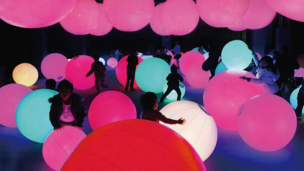 Learn & Play! teamLab Future Park at MGM 1