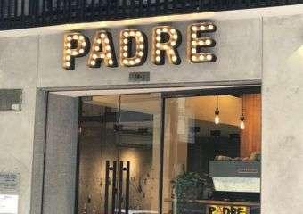 Padre Cafe e Cucina entrance