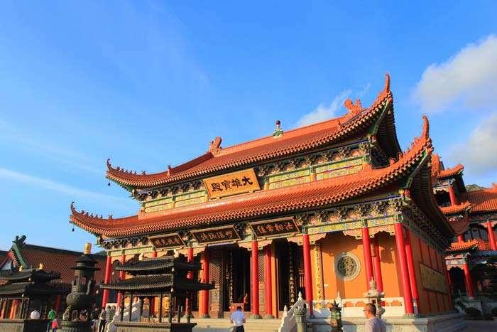 jintai temple zhuhai
