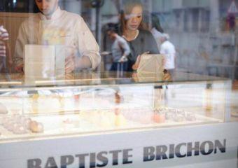Baptiste Brichon Pâtisserie