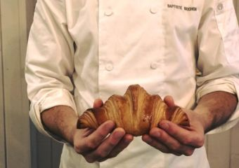 Baptiste Brichon Pâtisserie crossiant