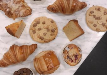 Baptiste Brichon Pâtisserie pastries