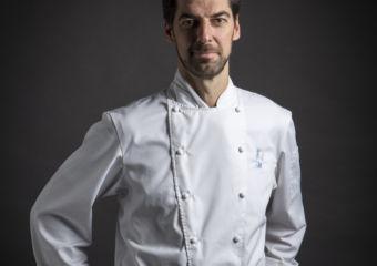 Chef Massimiliano Alajmo