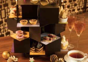 Christmas Afternoon Tea at Lobby Lounge