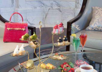 Kwanpen Afternoon Tea Ritz Carlton Macau Bar and Lounge
