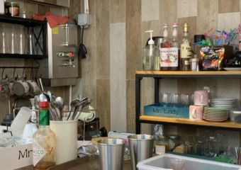 Mr Lady Cafe Interior Kitchen Macau Lifestyle