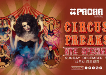 Pacha NYE Special – Circus Freaks