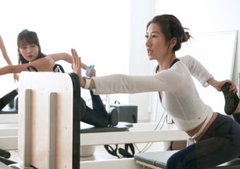 Pilates House Macau - Instructor Stretch