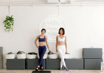 Pilates House Macau - ladies