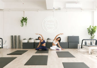 Pilates House Macau - mats
