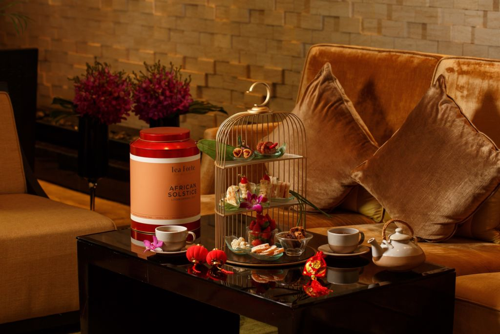 Banyan Lounge_CNY afternoon tea
