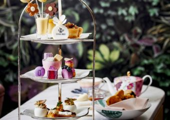Cha Bei x Marc Jacobs Afternoon Tea 1