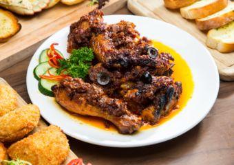 La Famiglia African Chicken