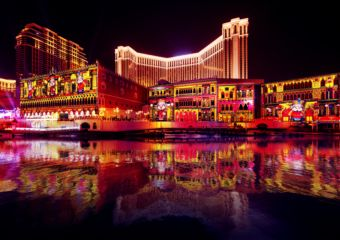 Seasons of Prosperity Venetian Macao