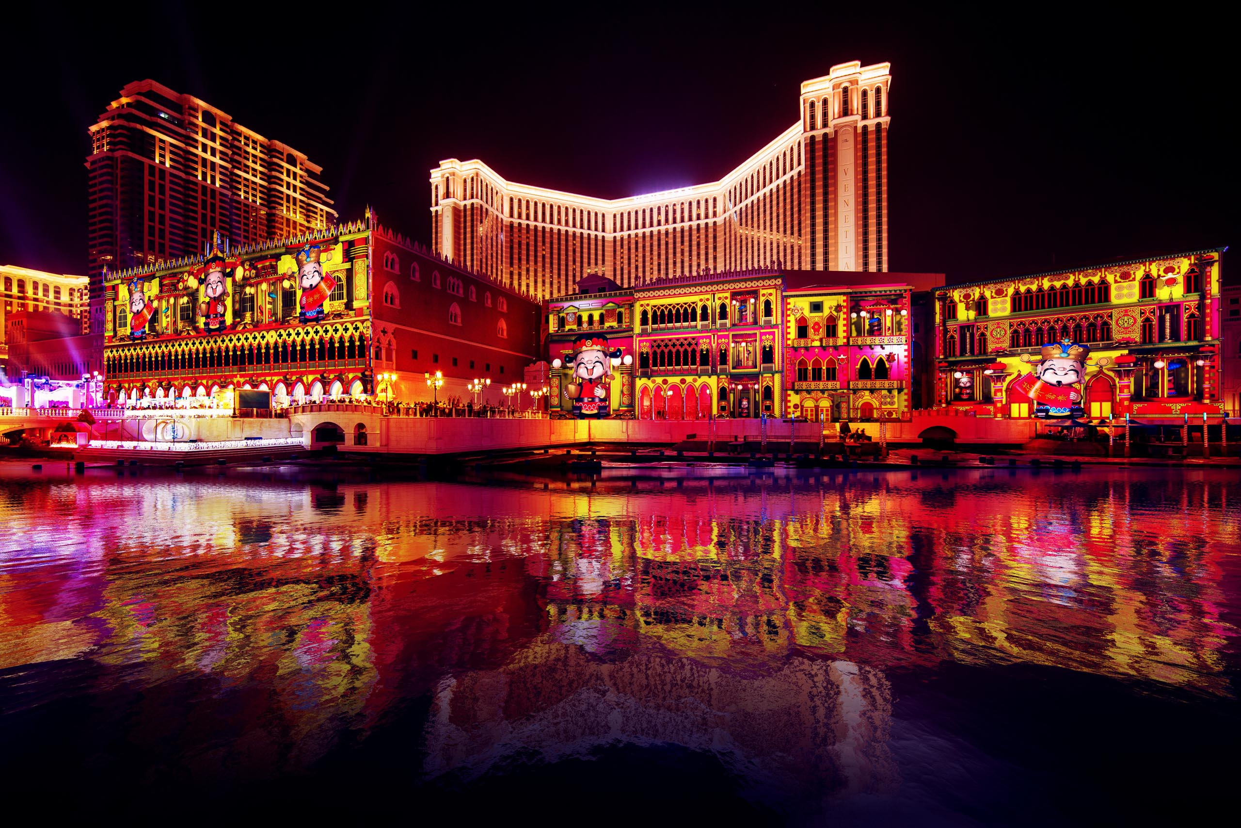 Seasons of Prosperity Venetian Macao