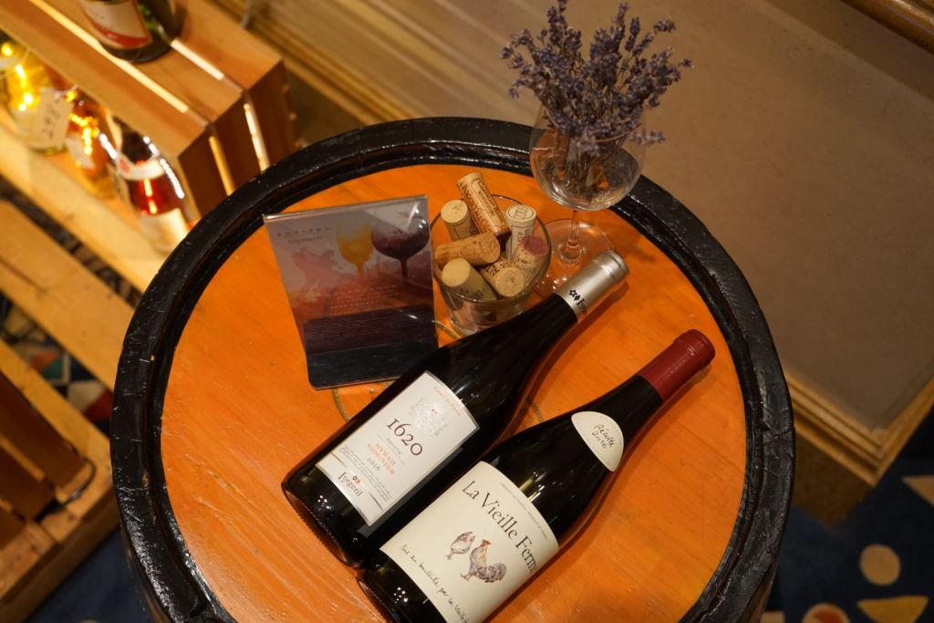 win wine Sofitel Macau at Ponte 16