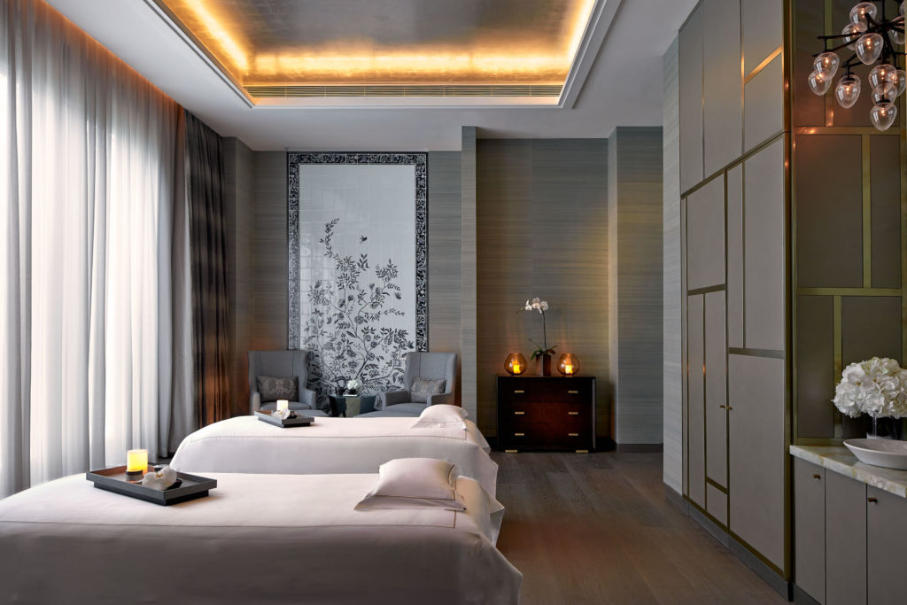 The Ritz-Carlton ESPA_Couple_Room