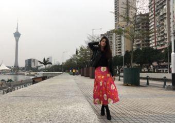Vanessa Rosseto macau lifestyle