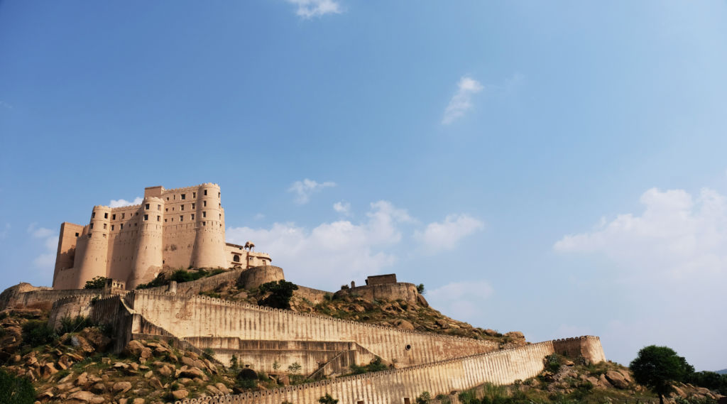 Alila Fort Bishangarh resorts travel