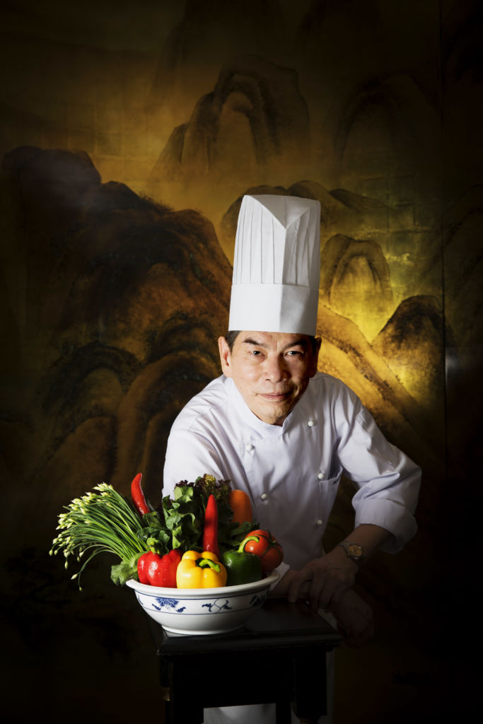 Chef andy ng the master of cantonese cuisine at kam lai for Andy s chinese cuisine