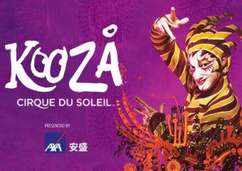 Cirque du Soleil tickets