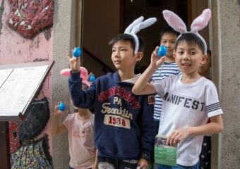Easter Taipa Village