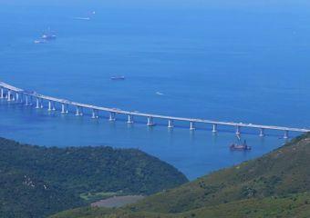 Hong Kong Zhuhai Macau Bridge Pixabay