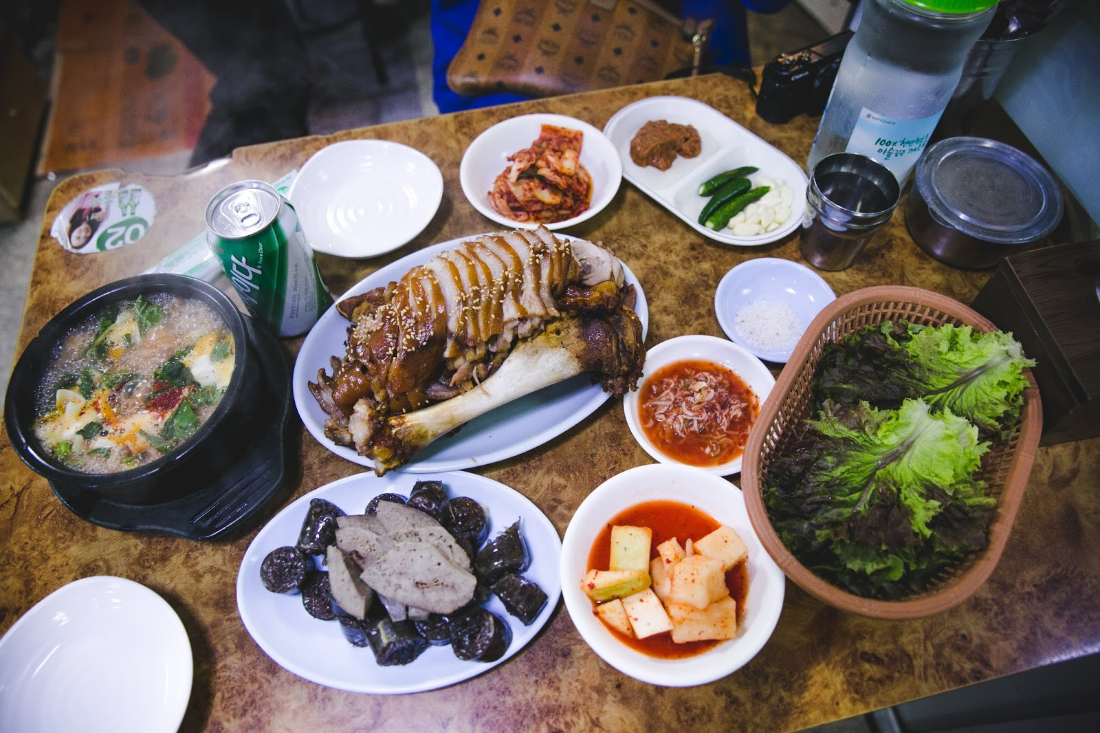 seoul travel guide for foodies
