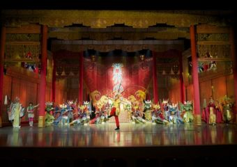 Opera Warriors – Let's Celebrate the Luna Year of the Dog 2