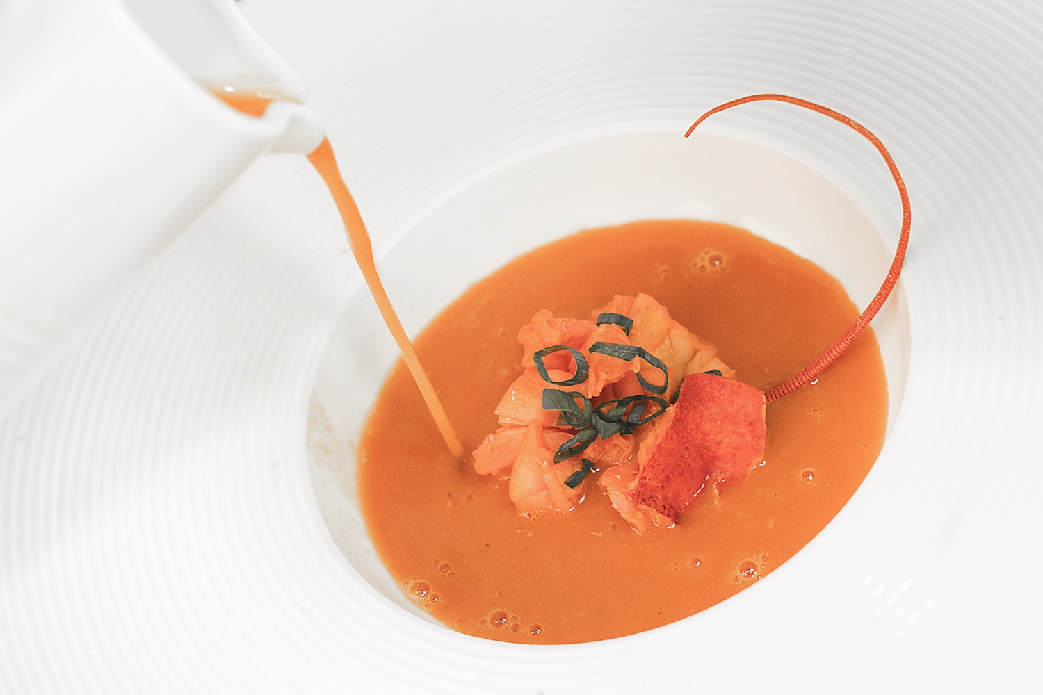 Tapas de Portugal Lobster Bisque Soup龍蝦湯 copy