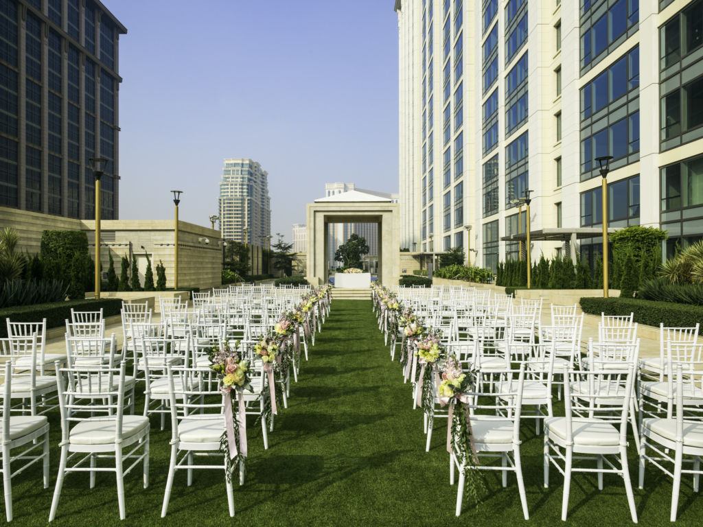 St Regis Macao weddings