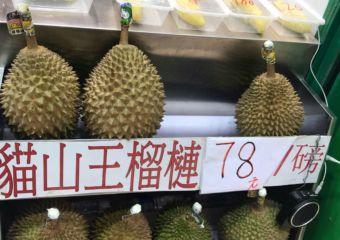 Durian Garden durians