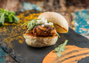 Goa Nights Chicken Tikka Slider