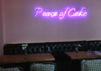 Peace of Cake Cafe