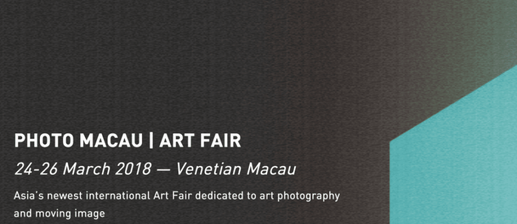 Photo Macau Art Fair Exhibition
