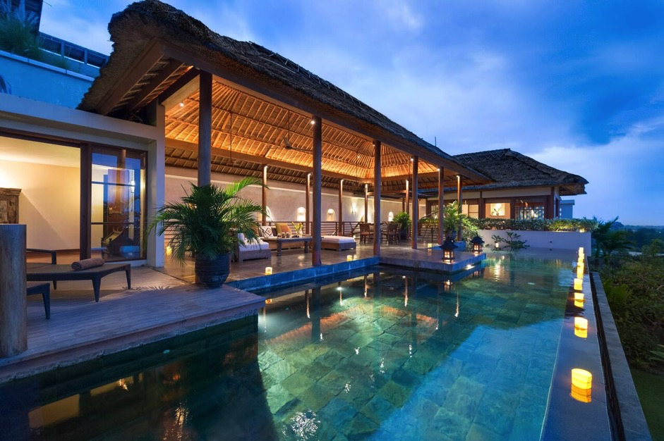 best places stay bali