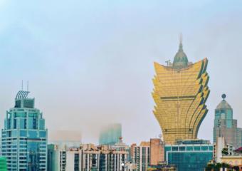 Instagram spots Macau Grand Lisboa