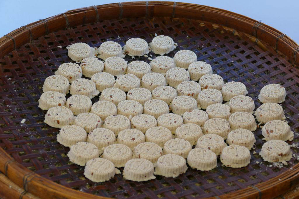 almond cookies macau