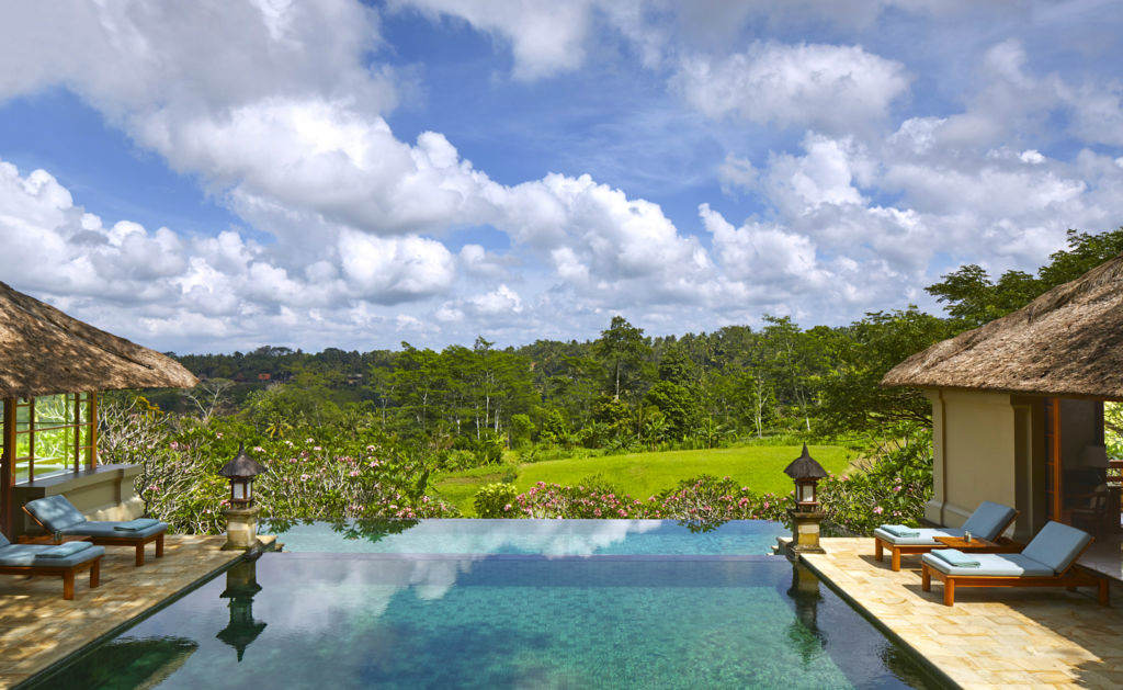 Amandari Bali resorts travel