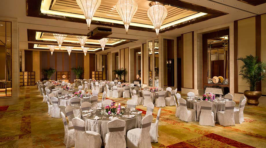 Banyan Ballroom- macau weddings