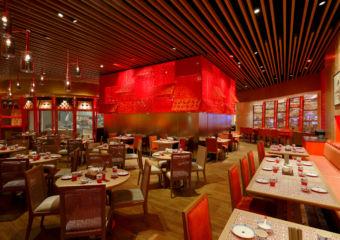 interior of Galaxy Macau The Noodle Kitchen