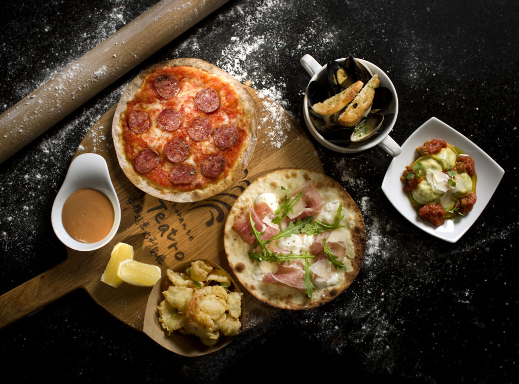 Il Teatro Wynn Macau Bianca Pizza Sourdough to Thin Crust: Best Pizza Restaurants in Macau Macau Lifestyle