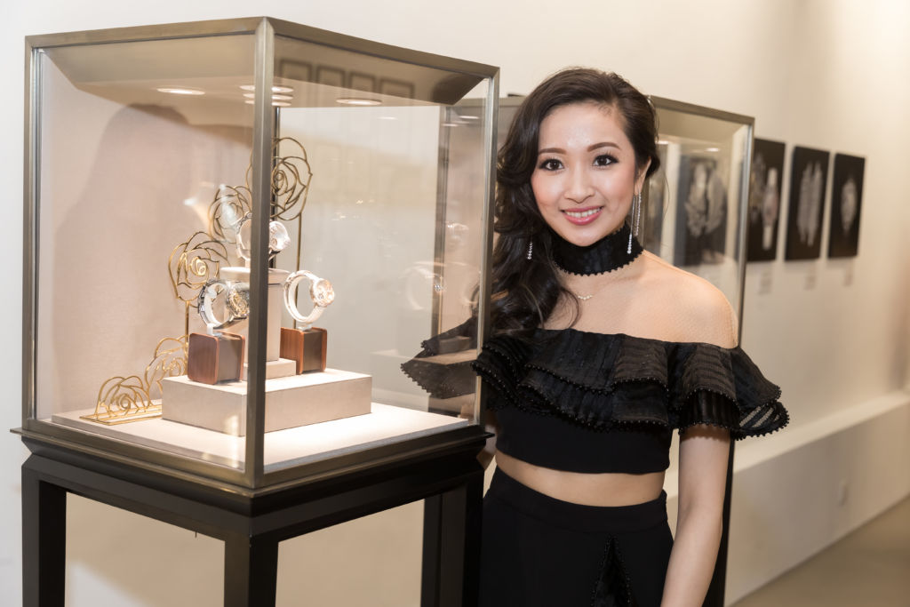 Sarah Zhuang jewelry