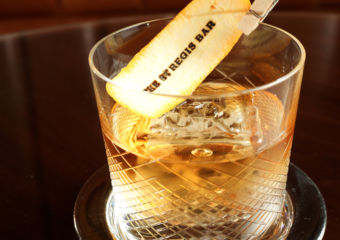 St. Regis Bar Old-Fashioned