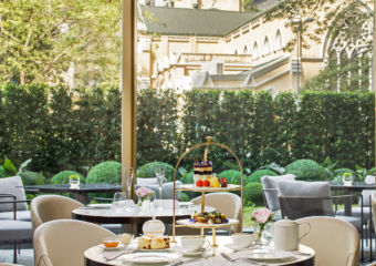 The Murray Afternoon Tea at Garden Lounge