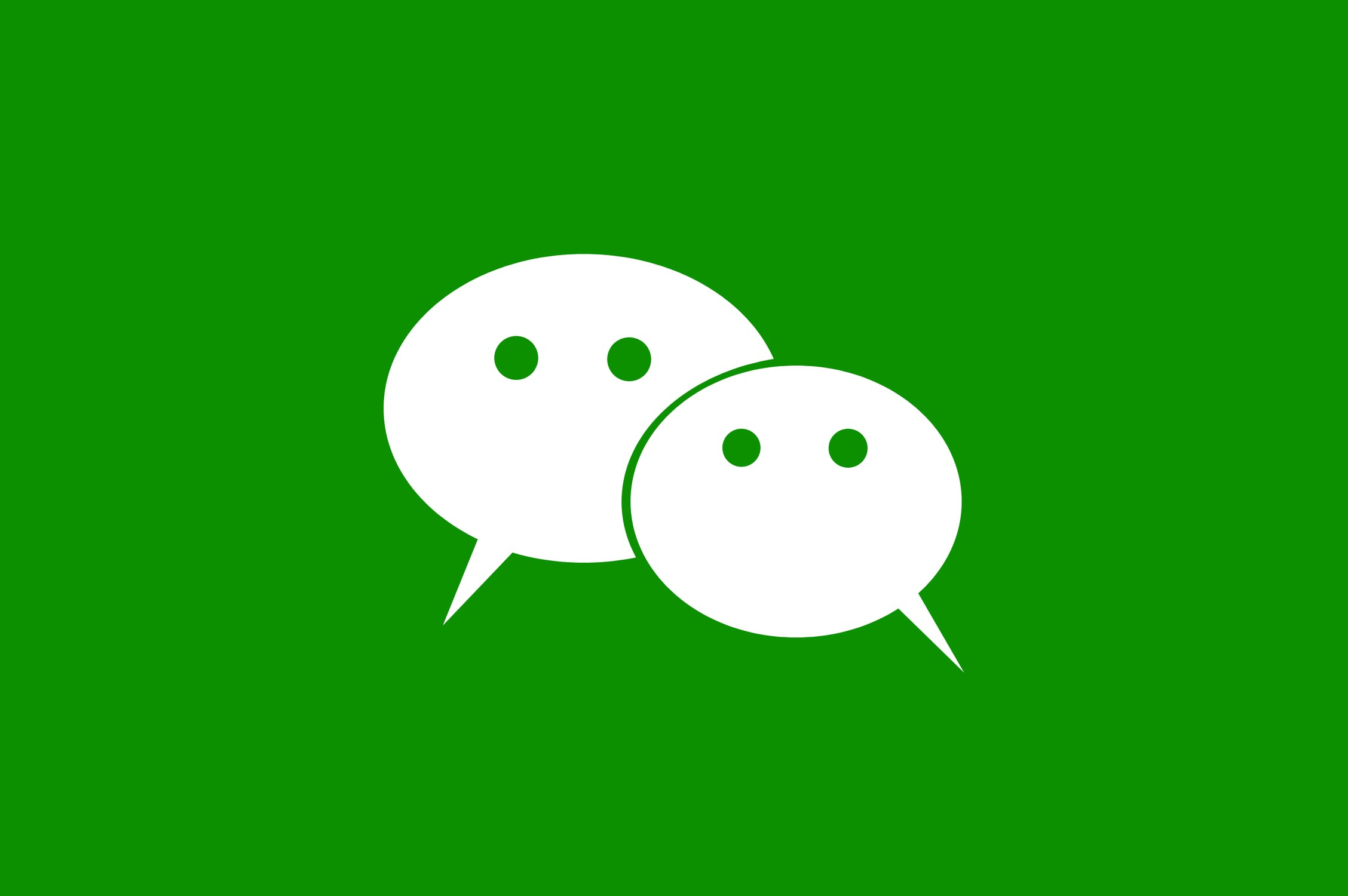 wechat logo 5 apps you need in macau