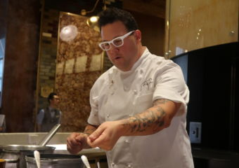 Chef Graham Elliot